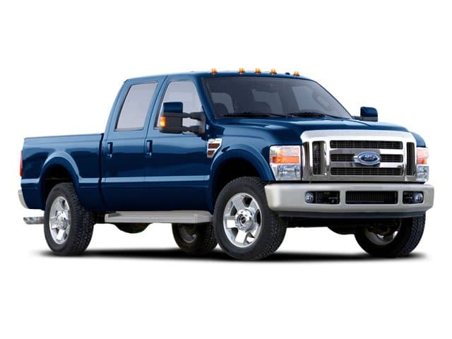 2008 FORD F350 S300