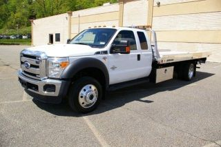 2011 FORD F550 EXT CAB